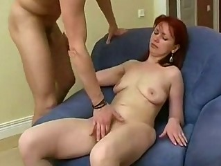 grownup woman with son part 2
