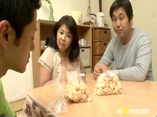 azhotporn.com  japanese grownup babe sex movie