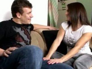 mature babe and her boyfriend