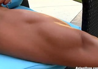 aziani iron amber deluca male bodybuilder amazon