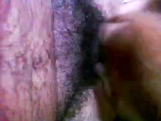 awesome indian aunty prepare her partners lil