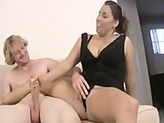 woman and ain her daughter share penis