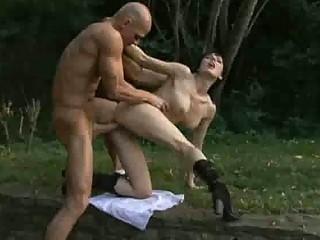 a mother inside need of fuck screws a bald fellow
