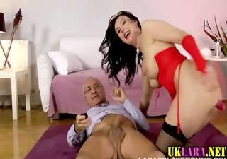 high heeled mother i anal sex