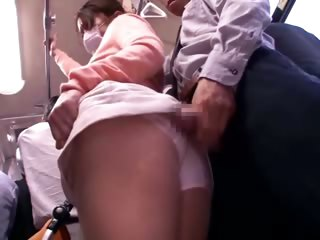 groped fresh mother reluctant outside bus orgasm