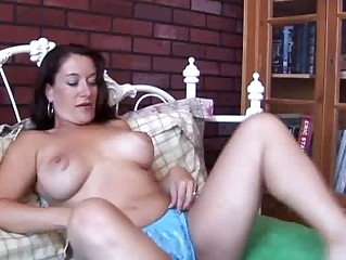 awesome lady is feeling naughty