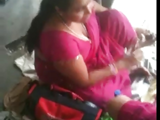 horny indian woman on a train station 2 (o) (o)