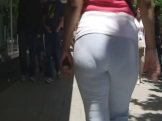 candid street arses voyeur booties into hd