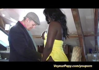voyeur papy looking for chocolade anal sex