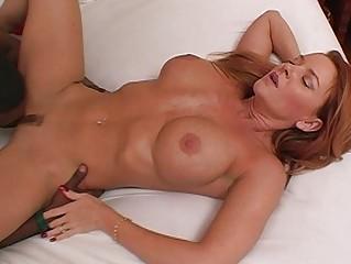 wonderful cougar fresh housewife mixed cuckold