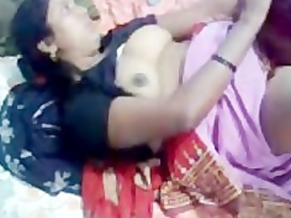 indian woman drilled by her husbands lover