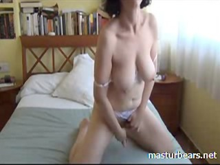 private masturbation spanish milf martine